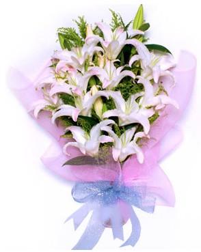5 dal kazablankadan muhteşem buket  çiçekçi Bursa nilüfer hediye çiçek yolla