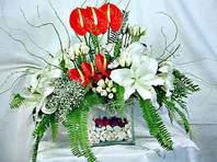 cicekci Bursa inegöl çiçek mağazası , çiçekçi adresleri  Anthurim Kazablanka  gül