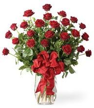 Sevgilime sıradışı hediye güller 24 gül  Bursa çiçek siparişi karacabey 14 şubat sevgililer günü çiçek