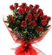 İlginç Hediye 21 Adet kırmızı gül  Bursa inegöl kaliteli taze ve ucuz çiçekler