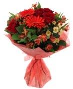 karışık mevsim buketi  Bursa inegöl kaliteli taze ve ucuz çiçekler