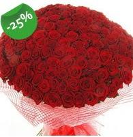 151 adet sevdiğime özel kırmızı gül buketi  Bursa çiçek gönder nilüfer çiçek siparişi vermek