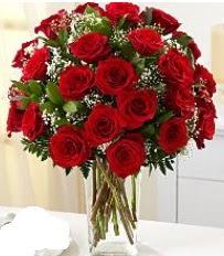 Vazo içerisinde 33 adet kırmızı gül  çiçekçiler Bursa online çiçek gönderme sipariş