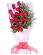 19 adet kırmızı gül buketi  Bursa inegöl çiçek servisi , çiçekçi adresleri