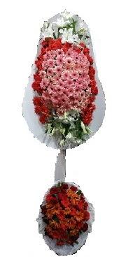 çift katlı düğün açılış sepeti  Bursa osmangazi internetten çiçek satışı
