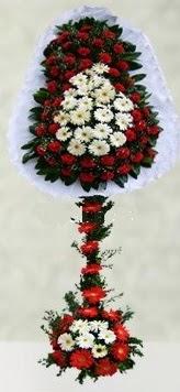 Bursa osmangazi internetten çiçek satışı  çift katlı düğün açılış çiçeği