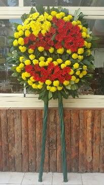 Cenaze çelengi çiçek modeli  cicekci Bursa inegöl çiçek mağazası , çiçekçi adresleri