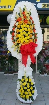 Çift katlı düğün nikah açılış çiçeği  Bursa iznik hediye sevgilime hediye çiçek