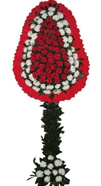 Çift katlı düğün nikah açılış çiçek modeli  Bursa orhangazi internetten çiçek siparişi
