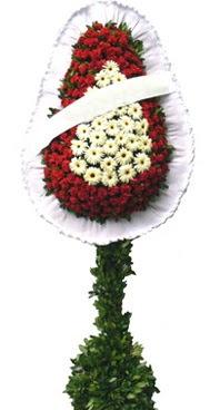 Çift katlı düğün nikah açılış çiçek modeli  Bursadaki çiçekçiler karacabey çiçekçi telefonları