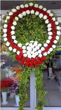 Cenaze çelenk çiçeği modeli  Bursa osmangazi online çiçekçi , çiçek siparişi