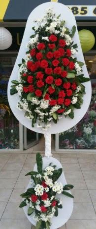 2 katlı nikah çiçeği düğün çiçeği  Bursa çiçek nilüfer İnternetten çiçek siparişi