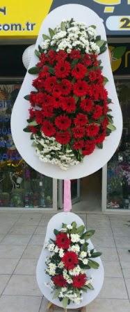 Çift katlı düğün nikah işyeri açılış çiçeği  Bursadaki çiçekçiler karacabey çiçekçi telefonları