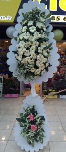 Çift katlı düğün nikah açılış çiçeği  Bursa çiçekçi osman gazi çiçek gönderme sitemiz güvenlidir