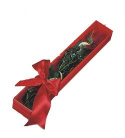 cicek Bursa iznik çiçek online çiçek siparişi  tek kutu gül sade ve sik