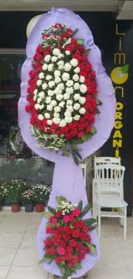 Çift katlı işyeri açılış çiçek modeli  online Bursa ucuz çiçek gönder