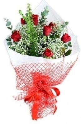7 adet gülden kız arkadaşıma çiçek  Bursa çiçekçi osman gazi çiçek gönderme sitemiz güvenlidir