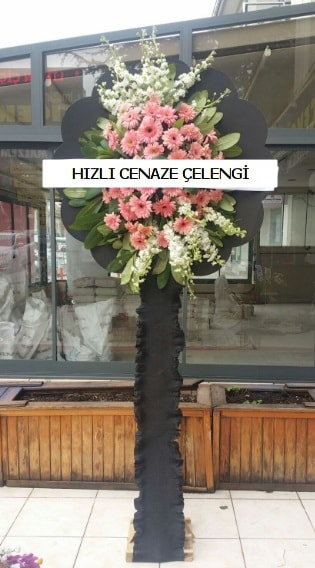 Hızlı cenaze çiçeği çelengi  Bursa çiçek yolla nilüfer çiçek gönderme