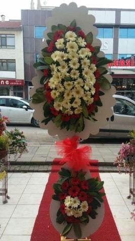 Çift katlı düğün açılış çiçeği  Bursaya çiçek yolla orhangazi çiçek satışı