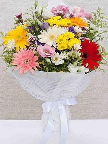 Karışık Mevsim Buketleri  online Bursa ucuz çiçek gönder