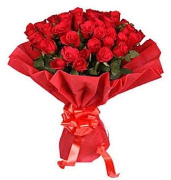41 adet gülden görsel buket  Bursaya çiçek yolla orhangazi çiçek satışı