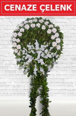 Cenaze Çelenk cenaze çiçeği  Bursaya çiçek yolla orhangazi çiçek satışı
