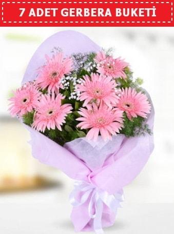 Pembe Gerbera Buketi  Bursada çiçekçi osmangazi çiçek , çiçekçi , çiçekçilik
