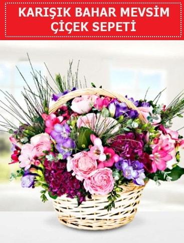 Karışık mevsim bahar çiçekleri  online Bursa ucuz çiçek gönder