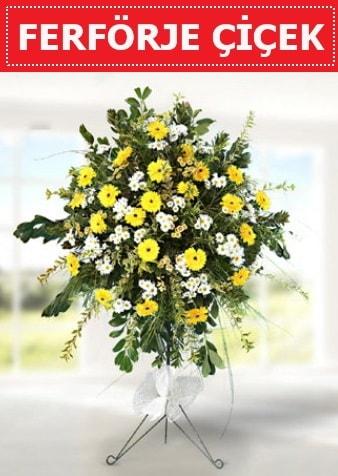 Ferförje çiçeği modeli  çiçek siparişi Bursa karacabey çiçek yolla